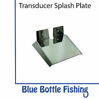 NEW Transducer Splash Plate Small from Blue Bottle Fishing