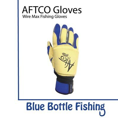 NEW AFTCO Wiremax Gloves from Blue Bottle Fishing