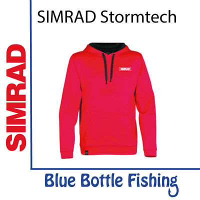 NEW SIMRAD Ladies Stormtech Hoodie from Blue Bottle Fishing