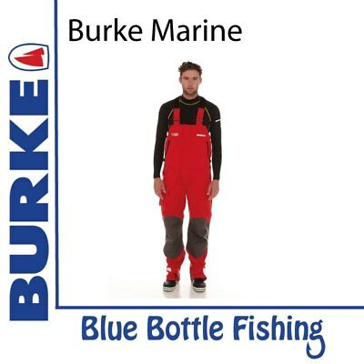 NEW Burke Southerly Offshore Breathable Trousers PB20 from Blue Bottle Marine