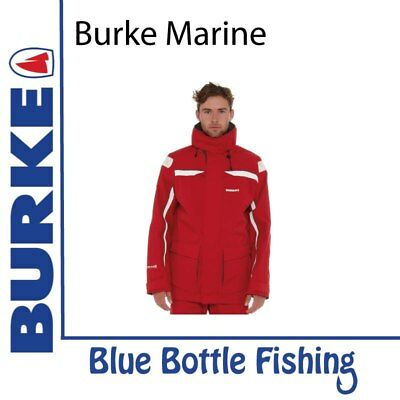NEW Burke Pacific Coastal CB10 Breathable Jacket from Blue Bottle Marine