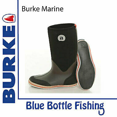 NEW Burke Southerly Neoprene Sea Boot from Blue Bottle Fishing