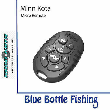 NEW Minn Kota Micro Remote T/S iPilot 2017 Onwards from Blue Bottle Fishing