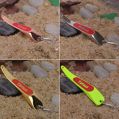 YAPADA Spoon 005 Backlight 10g 15g 20g 25g Multicolor Artificial Fishing Lure DS