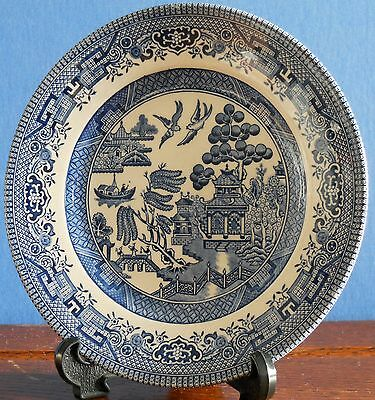 A Broadhurst Willow Side Plate