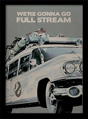 Ghostbusters - EctoMobile - 30 x 40cm Framed Poster Print FP10910P