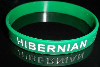 Hibernian Fc Sunshine On Leith Wristband
