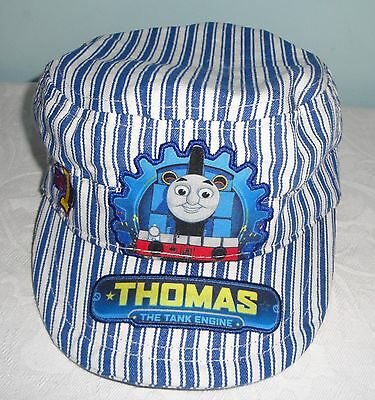 Thomas the Tank Engine Engineer's Cap for Child Adjustable - Clean Used Item