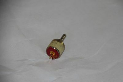 Grayhill rotary momentary switch dual single pole center off 50AY231092 M3