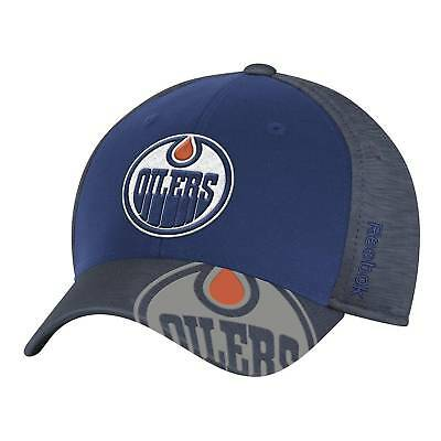 NHL Edmonton Oilers Flexfit Ice Hockey Cap Hat