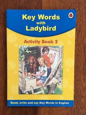 Key Words With Ladybird: Activity Book 2 by Marie Birkinshaw