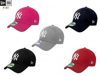 New Era Kids 9Forty Adjustable Cap. 5 Colours Available