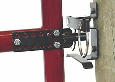 """Dare Products 3260 """"two Way"""" Universal Gate Latch Black"""