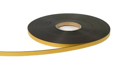 White Magnetic Foam Tape for use with Secondary Window Glazing/ Insulation (HQ)