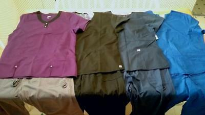 Scrubs (4 pairs) Size L/XL - New/Lightly Used