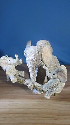 """Country Artists Elephant Tuskers """"Rise n' Fall"""""""