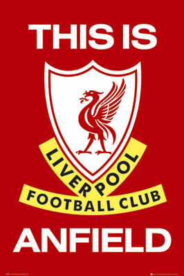 Liverpool This is Anfield Maxi Poster 61x91.5cm