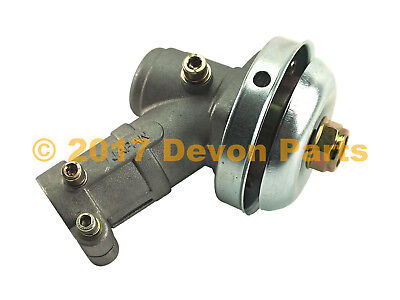 Dp Gearbox Gearhead 28Mm 7 Spline To Fit Various Strimmer Trimmer Brush Cutter