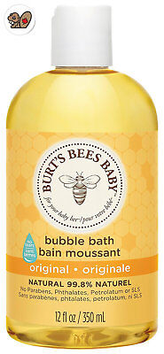 Burt's Bees Baby Bubble Bath, 350ml