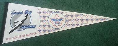 Boy Scouts of America - Tampa Bay Lightning Pennant
