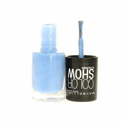 Vernis à Ongles Colorshow deGemey-Maybelline 286 MAYBE BLUE