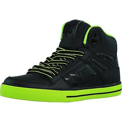 Dc Men's Spartan High Wc Ankle-High Leather Skateboarding Shoe