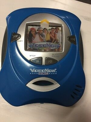 2004 Video Now Color Personal Video Player by Hasbro SH50