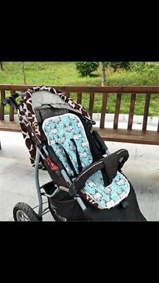 Baby Cottob Stroller Seat Urine Pads Car Mat Kids Chair Cushion Size 32*80cm