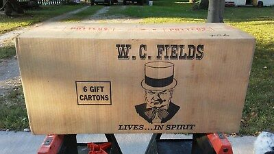 Case of W C Fields Pitchers Made by the McCoy Pottery Company