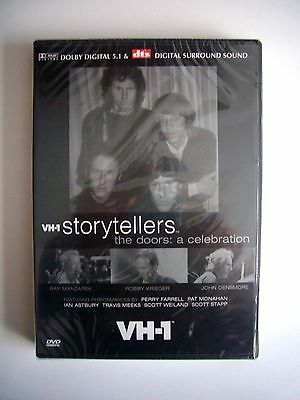 THE DOORS  VH1  Storytellers - A Celebration DVD DTS 5.1 Sourround  New & Sealed