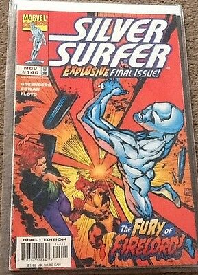 Silver surfer 146 last issue