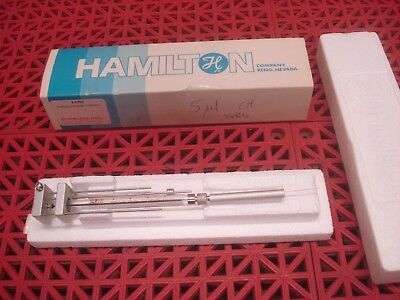 Hamilton Company 88004 Syringe 1705NCH Microliter Built-In Chaney Adapter  NEW