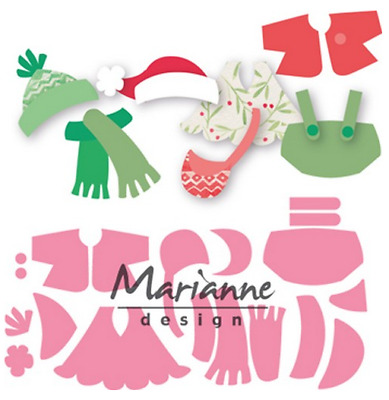 Marianne D Collectable Eline`s outfits COL1438 381438