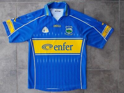 TIPPERARY GAELIC shirt...medium size...mint condition...