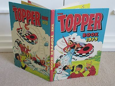THE TOPPER ANNUAL 1979 /BERYL THE PERIL-Beano/Dandy-Unclipped