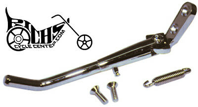 Chrome with external spring Fits Big Twin 1958/1984 & Softail 1984/1999