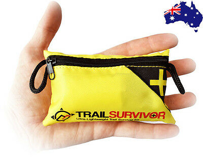 Lightweight Pocket First Aid Kit - Emergency Survival Kit Trail Running & Hiking