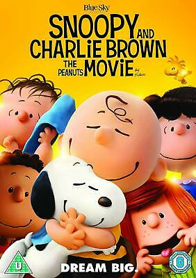 Snoopy And Charlie Brown The Peanuts (DVD)