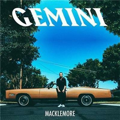 MACKLEMORE Gemini CD NEW