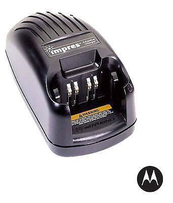 Motorola - Wpln4111Ar - Impress Smart Rapid Rate Charger, 110V , Xts, Ht, Mts