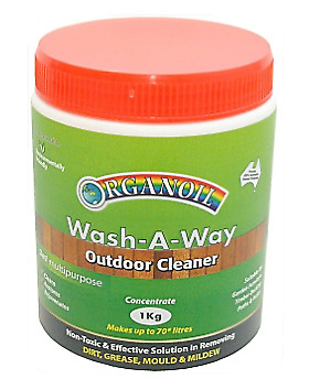Wash-A-Way Concentrate - Organoil