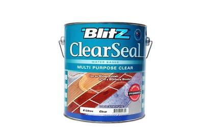 Blitz Clearseal For the Professional Painting Supplies Zero VOC