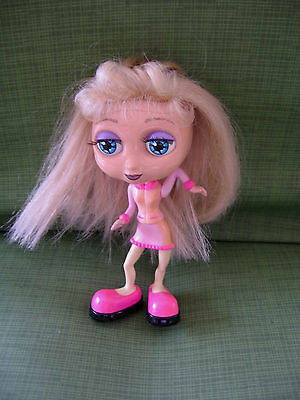"Mattel1999 Diva Starz Talking 6"" Tall Doll Alexa >Pink Dress,Shoes,Light up Lips"