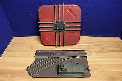 American Flyer Standard Switch Track And Cross Over Track  548210