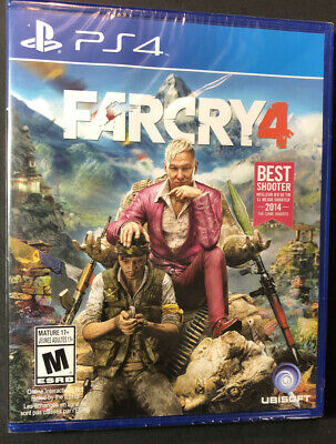 Far Cry 4 (PS4) NEW