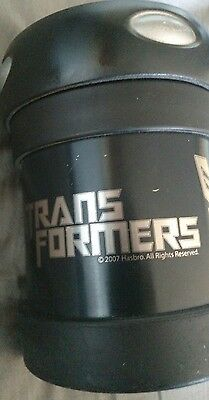 Transformers Thermos Autobot 6 Ounces Oz.