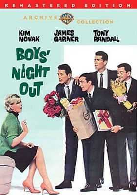 Boys' Night Out NEW DVD
