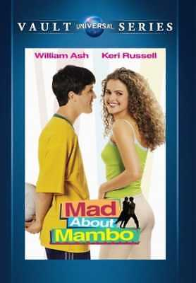 Mad About Mambo NEW DVD