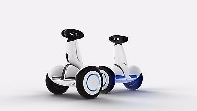 XIAOMI NINEBOT PLUS ELECTRIC 11 INCH personnal transporter WHITE