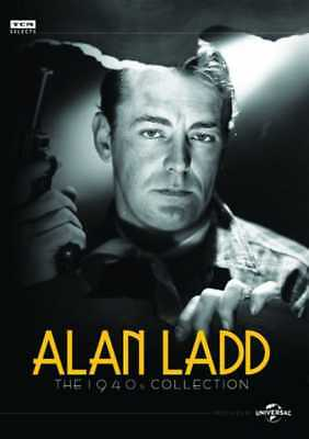 Alan Ladd: The 1940s Collection (Lucky Jordan / Two Years Before the NEW DVD